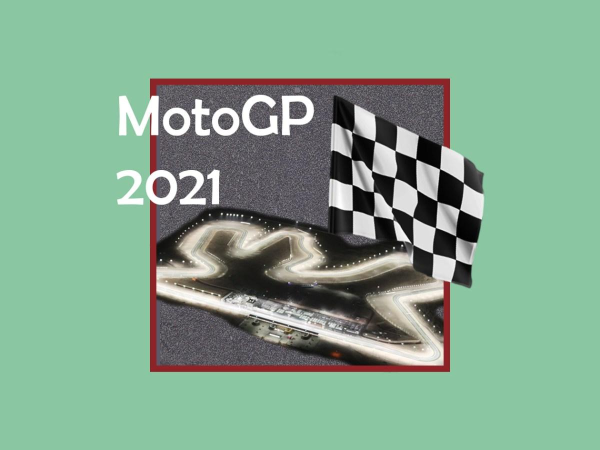 Katar 2021 MotoGP