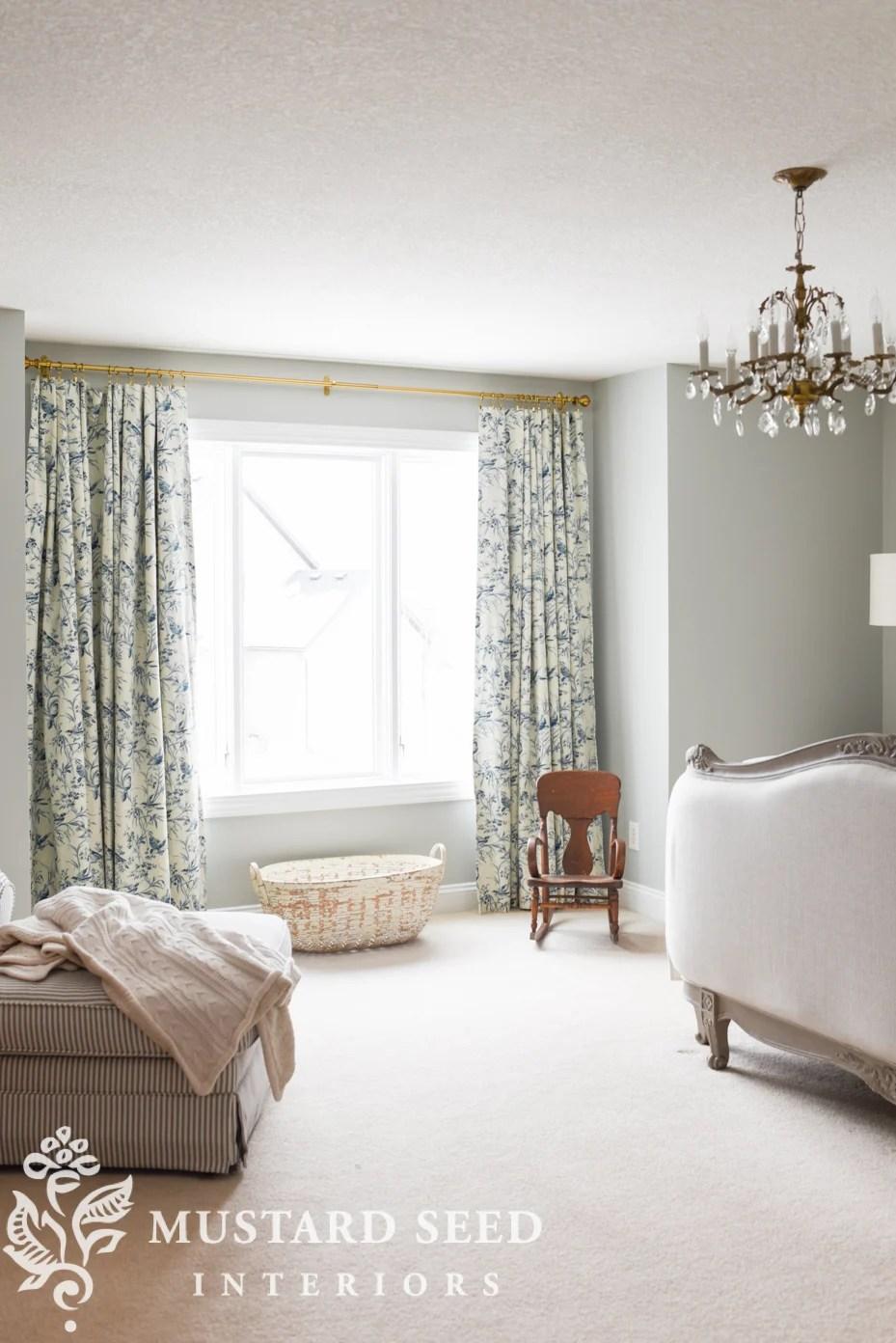 master bedroom curtains | Miss Mustard Seed on Master Bedroom Curtains  id=17718