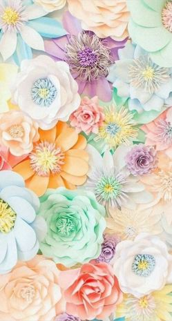 A flower garden for your phone