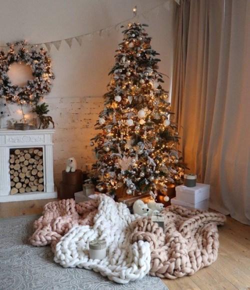 Boho Christmas decorating ideas
