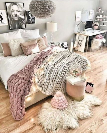 Boho bedroom decor inspiration for a good night sleep