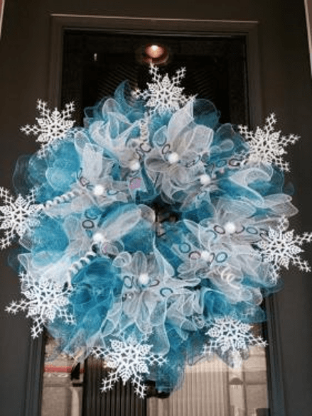 Christmas wreath gift