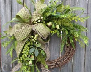 Dried eucalyptus wreath Buy it here