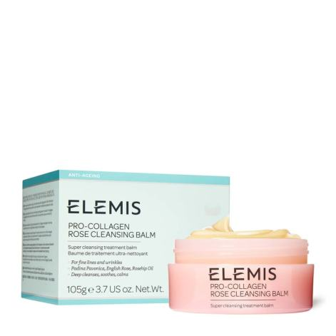 ELEMIS Pro-Collagen Rose Cleansing Balm