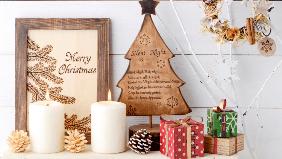 Easy Christmas crafts to make and sell for profit. What can I make and sell for Christmas.2020 christmas crafts to make and sell