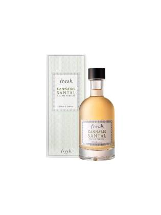 Fresh Cannabis Santal a woody perfume for womens who want to boost their confidence at work place