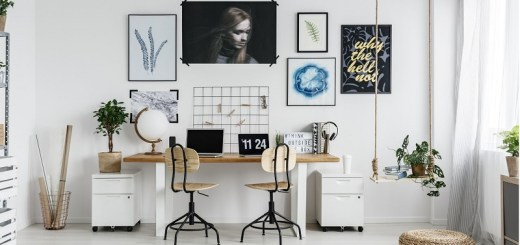 Home office room setup ideas for better productivity