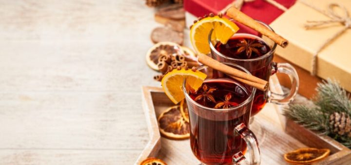 How to make mulled wine slow cooker