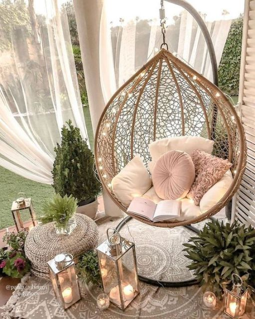 luxury egg chair for bedroom. Change your room completely with this luxurious egg chair