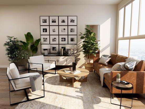 Modern apartment living room decor inspiration to try this year