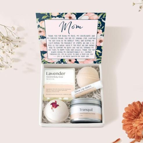 Mom Spa Gift Box