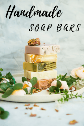 Organic Handmade soap bars