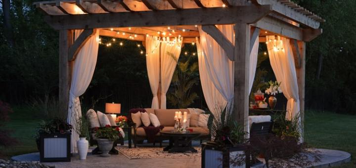 Outdoor living space ideas for creating your relaxing sanctuary