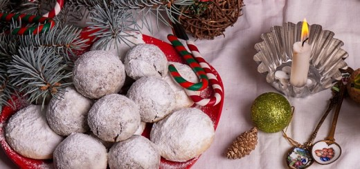 Russian snowball cookies recipe