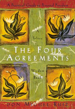 The Four Agreements book for self development