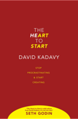The Heart to Start book that will totally help you to improve your life and learn from author life experiences