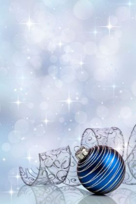 Unique Christmas wallpaper for iPhone
