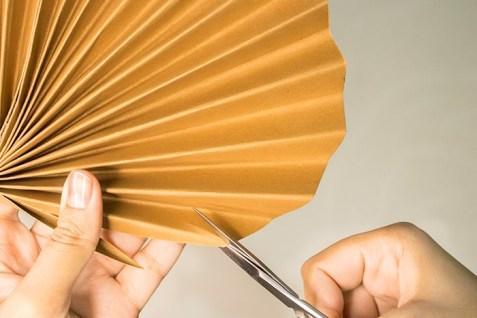 new paper leaf tutorial