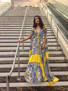 Asmi Shrestha Best Designer competition Miss World 2016 1