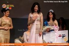 Evana Manandhar Miss Nepal Crowning 4