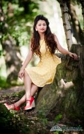 Rosy Oli Miss UK Nepal 1