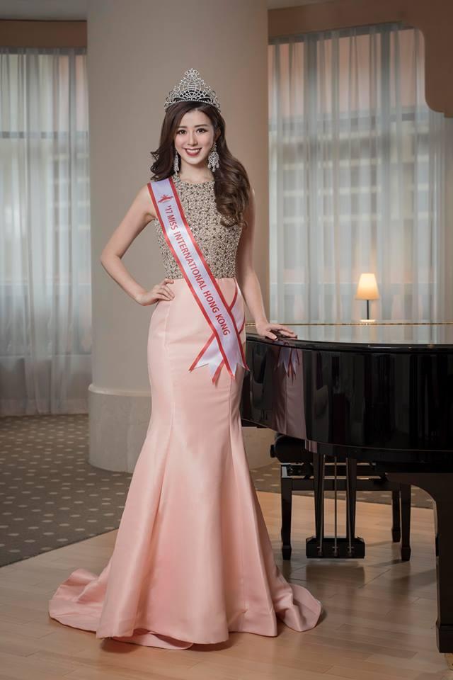 Wing Wong Is Miss International Hong Kong 2017 Missosology