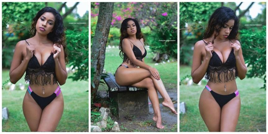 "Shameeza ""Jasmine"" Wong  is Miss Black San Guyana 2019!"