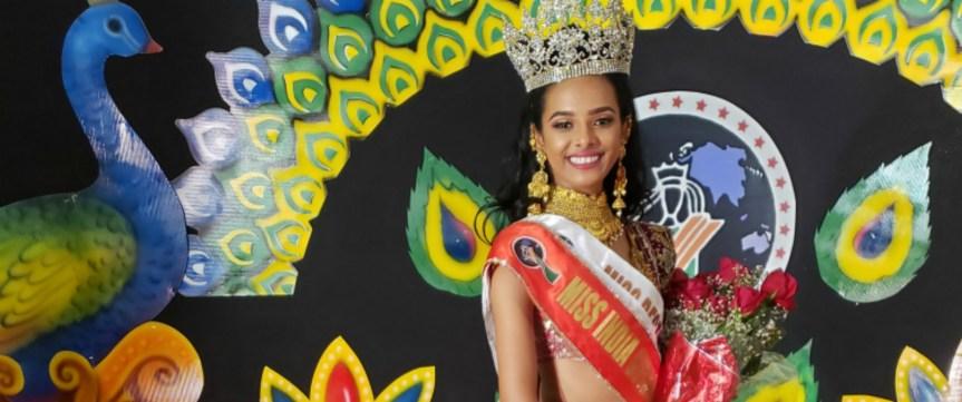 Rashena Hanif is Miss India Guyana 2019!