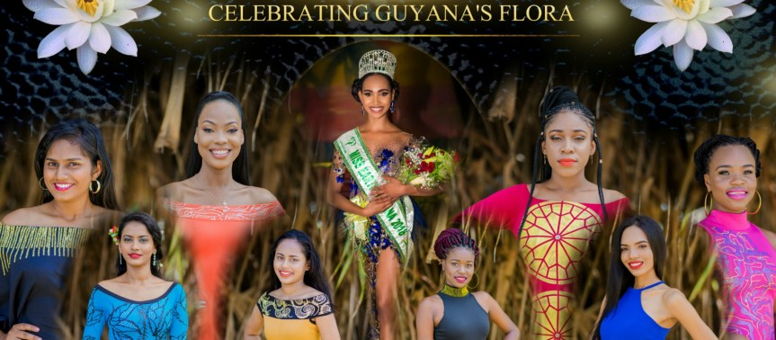 The battle is on for the next Guyanese Earth Warrior!