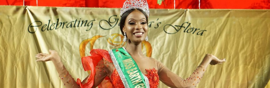 Fadehya King is Miss Earth Guyana 2019!