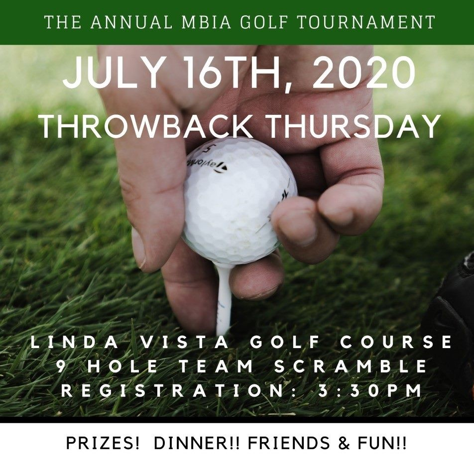 MBIA Golf Tournament