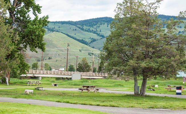 Drummond City Park Montana