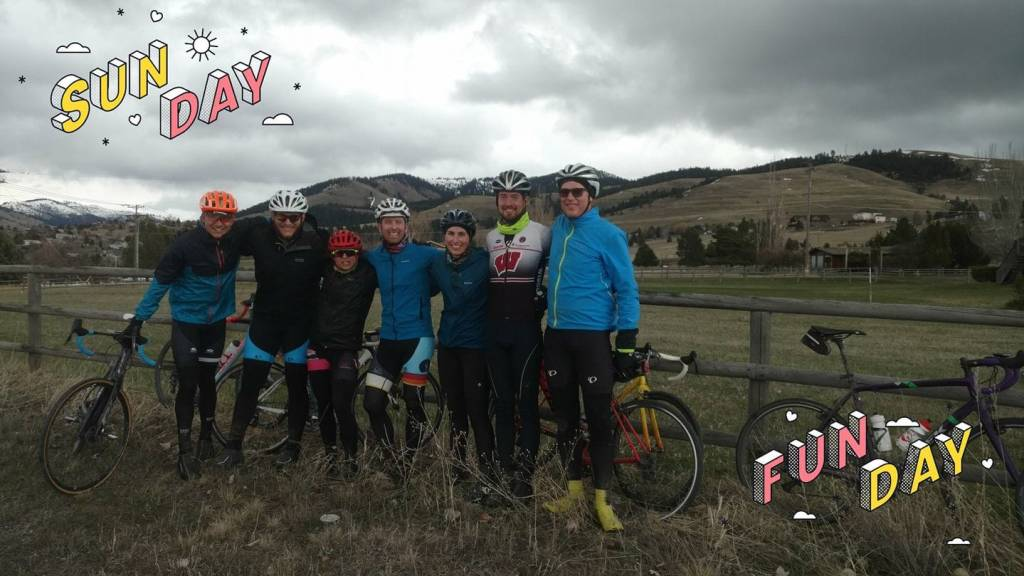 DEATH Ride Missoula - Gravel