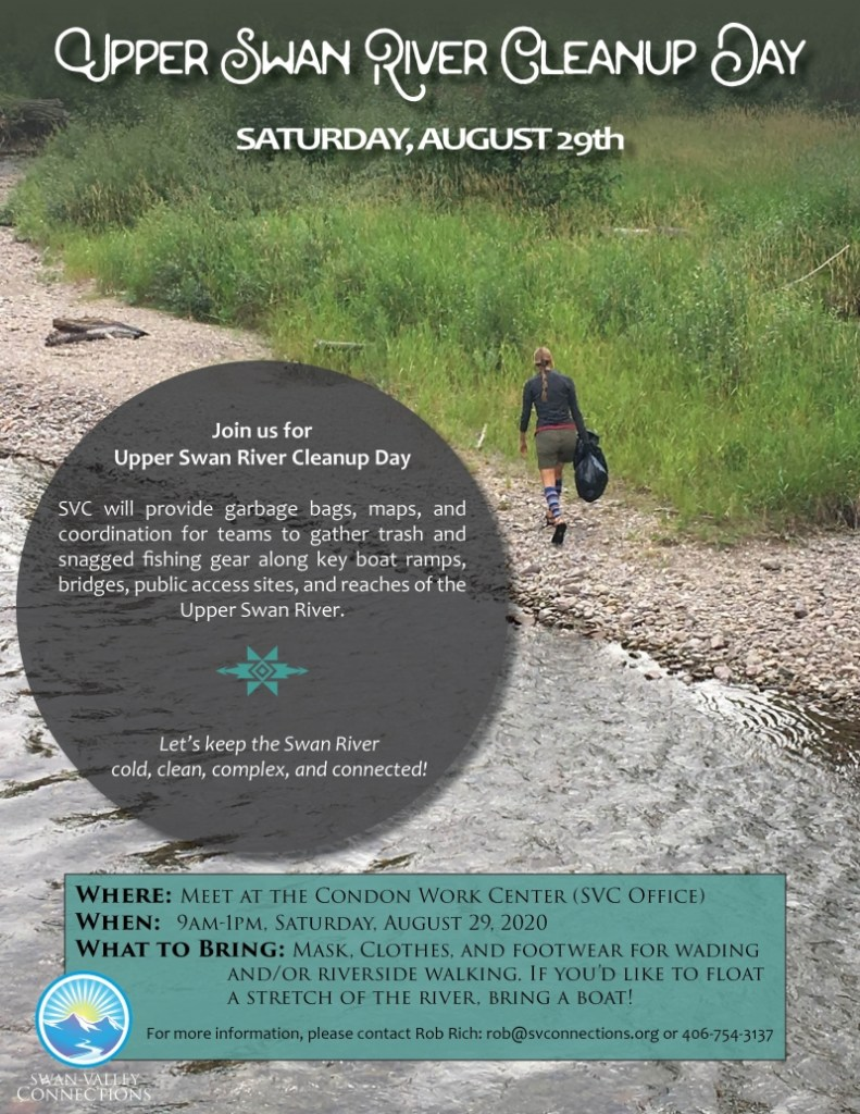 Upper Swan River Cleanup Day