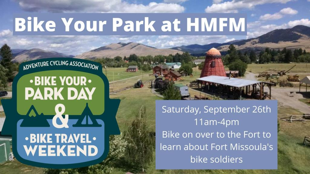 Bike your Park at HMFM