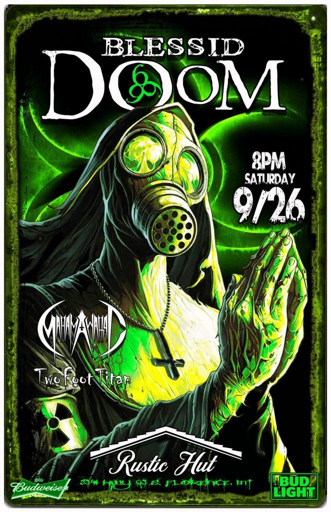 Blessid Doom