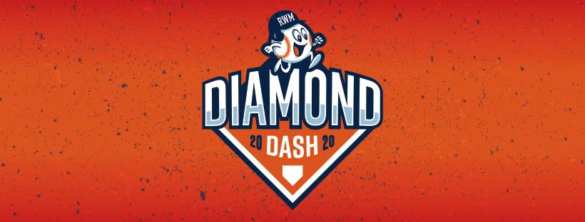 Diamond Dash at Allegiance Field