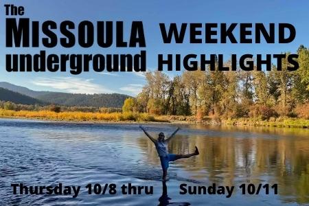 Weekend Highlights from The MUG 10/8 thru 10/11