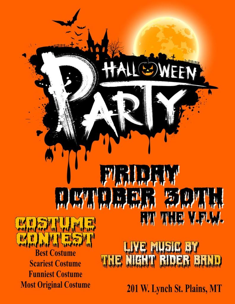 Halloween at the VFW