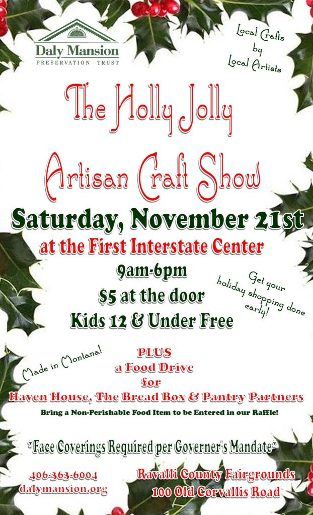 The Holly Jolly Artisan Craft Show