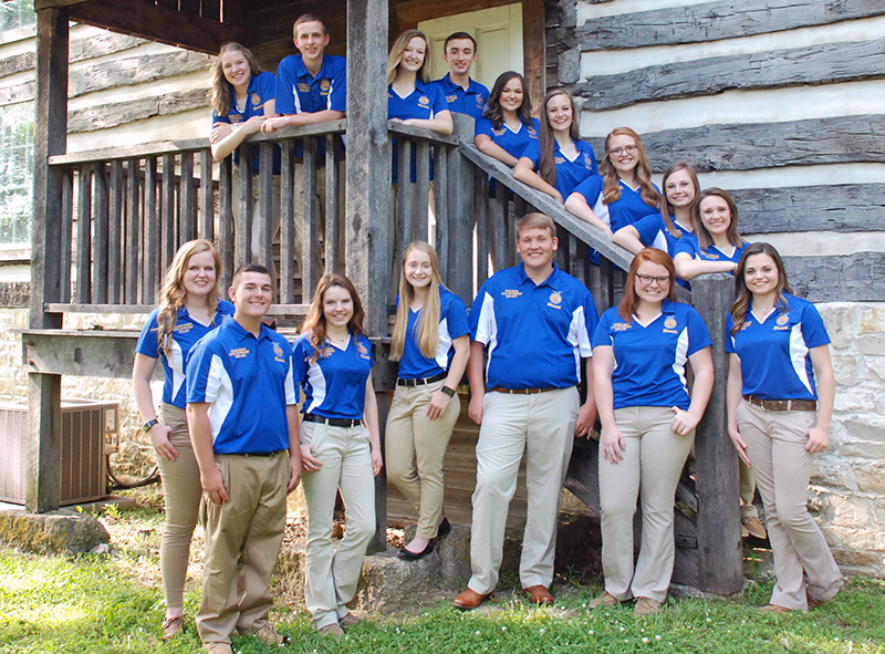 2018-19 Officer Team