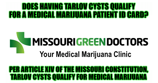 Missouri Medical Marijuana & Tarlov cysts