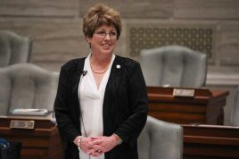 Missouri Sen. Cindy O'Laughlin, R-Shelbina.