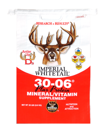 Imperial Whitetail 30-06 Plus Protein