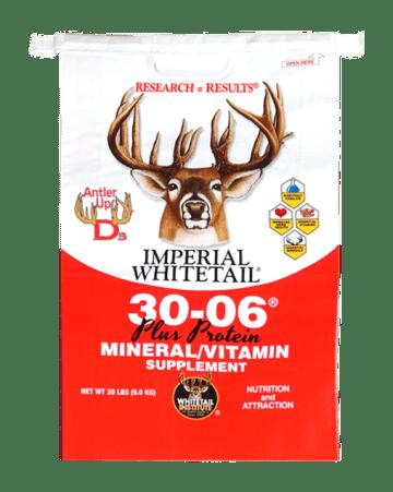 Imperial Whitetail 30-06 Plus Protein