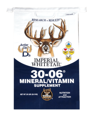Imperial Whitetail 30-06 Vitamin Supplement