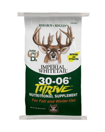Imperial Whitetail 30-06 Thrive