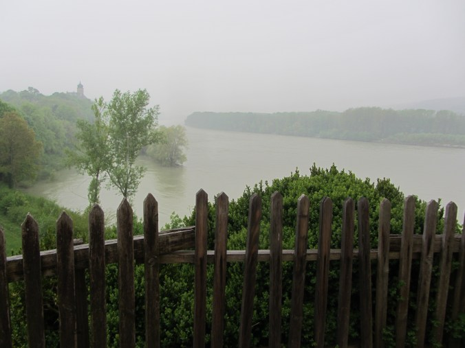 View to the Danube