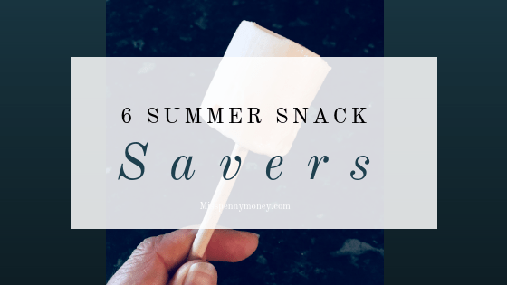 Six Summer Snack Savers