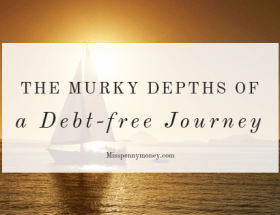 Is it easy to become debt-free?